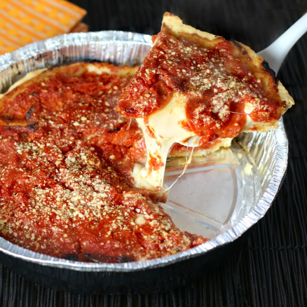 The House of Deep Dish Square Pizza